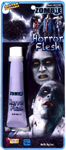 Zombie Horror Flesh Makeup