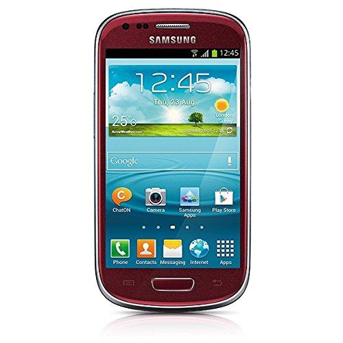 Samsung Galaxy S3 Mini Gt-I8200 8 Gb - Unlocked - Garnet Red
