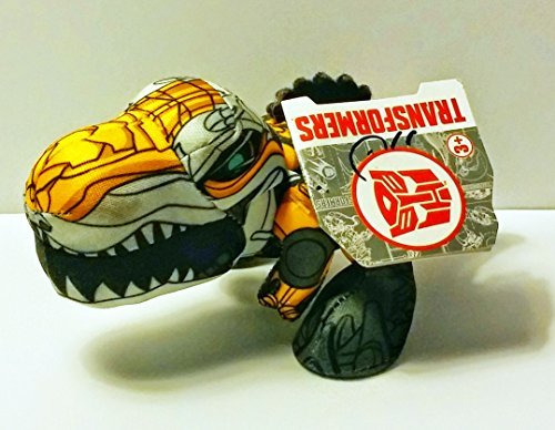 Transformers Age of Extinction Grimlock Dinobot Mini Plush - 1