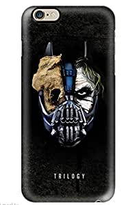 Brand New Nukkad New Design Hard Shell Printed Back Cover for Apple iPhone 6