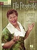 Ella Fitzgerald for Female Singers Pro-vocal Vol.12 Bk/Cd (Pro Vocal Women's Edition)