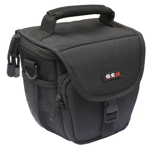 Gem Kameratasche für Panasonic Lumix DMC-G5 (kompakt, Kamera leicht zugänglich)