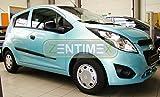 Interiormate Z738748 Schutzleisten fahrzeugspezifisch Kunststoff Fahrer- und Beifahrerseite