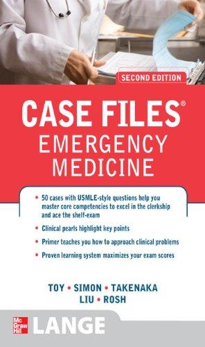 case-files-emergency-medicine-second-edition
