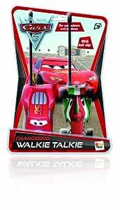 IMC Toys 250291 Cars 2 - Walkie-talkie con diseño de Francesco y McQueen