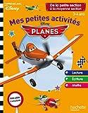 Mes petites activités avec Planes - PS/MS