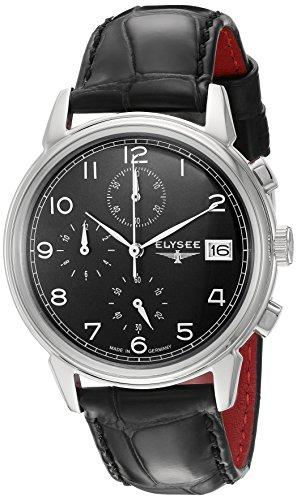 Elysee reloj hombre Classic Vintage Chrono 80551