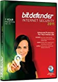 BitDefender Internet Security 2011, 1 User, 1 Year Subscription (PC)