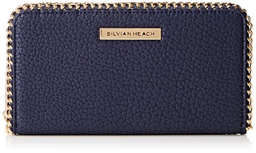 Silvian Heach - Wallet Annino, Cartella da donna, blue, UNI
