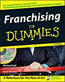 Franchising For Dummies (0470045817) by Seid, Michael
