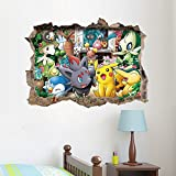 Zooarts-Cartoon-Animals-Pet-Bird-extrable-pegatinas-de-pared-Art-Decor-Calcomanas-de-vinilo-Nios-Mural-de-Habitacin