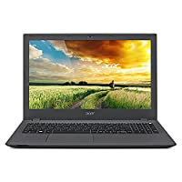 Acer Aspire E5-573 Core i3 5th Generation (5005)/4GB/1TB/15.6/LINUX (Charcoal Gray)