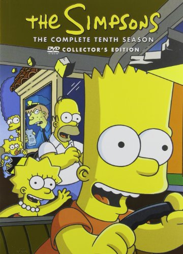 The Simpsons: Season 10 - Simpsons