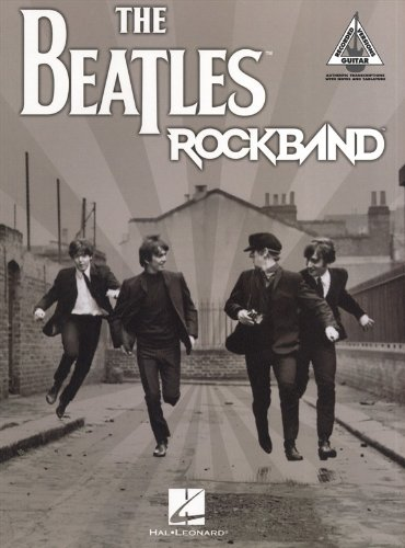 The Beatles Rock Band - Guitar Recorded Versions Guitare Partitions