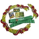 LEGO Ninjago Snake Arena and Green Ninja Headband 5000441