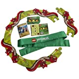 LEGO Ninjago Snake Arena and Green Ninja Headband 5000441