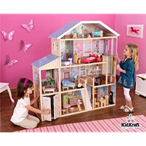 Kidkraft Majestic Mansion Dollhouse [Toy] MPN: 65252