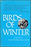img - for BIRDS OF WINTER book / textbook / text book