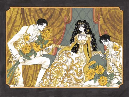 ツバサ‐RESERVoir CHRoNiCLE-&×××HOLiC 2008年合同カレンダーCLAMP