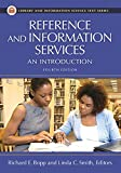 Reference and Information Services: An Introduction (Library and Information Science Text)