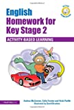 img - for Active Homework Series: English Homework for Key Stage 2: Activity-Based Learning book / textbook / text book