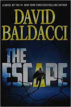 The Escape (John Puller Series): David Baldacci: 9781455521197: Amazon.com: Books