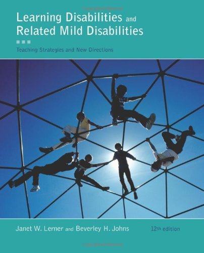 Learning Disabilities and Related Mild Disabilities...
