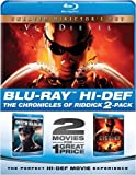 Image de Chronicles of Riddick & Pitch Black [Blu-ray]