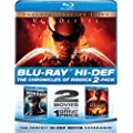 Chronicles of Riddick & Pitch Black [Blu-ray]
