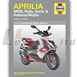 Manual 4755 for Aprilia Habana Retro 50 1999
