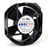 115V AC Cooling Fan. 172mm x 150mm x 51mm MS