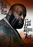 Rick Ross MMG GFID God Forgives I Don't A1 A2 A3 Poster Meek Mill Dreamchasers