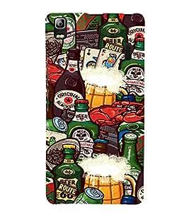 EPICCASE Lets get High Mobile Back Case Cover For Lenovo K3 Note (Designer Case)