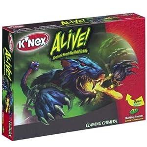 K'Nex Alive! Clawing Chimera
