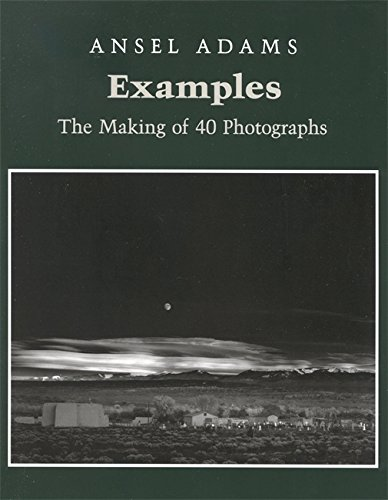 Examples: The Making Of 40 Photographs: Making of Forty Photographs