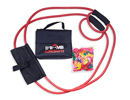 D'Bomb Slingshots Premium 400 Yard Launcher