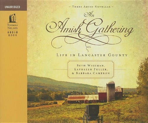 An Amish Gathering: Life in Lancaster County by Beth Wiseman (2010-02-16)