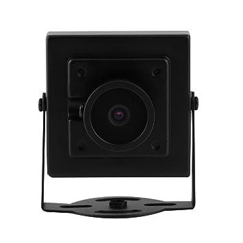 Goliton® FPV Mini caméra HD 700 ligne 2,1 mm objectif (PAL)-noir