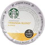 Starbucks Veranda Blend Blonde, K-Cup Portion Pack for Keurig K-Cup Brewers, 24-Count