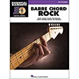 Barre Chord Rock – Essential Elements Guitar Songs Later Beginner – Book and CD Package – TAB