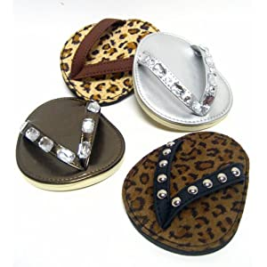 Animal Print Coasters Set of 4