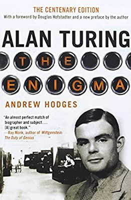 Alan Turing: The Enigma by Hodges, Andrew (2012) Paperback