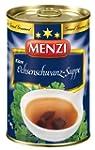 Klare Ochsenschwanz-Suppe