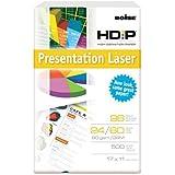 Boise BPL-0117 Boise HD:P Presentation Laser Paper, 24-lb., 11 x 17, 500 Sheets per Ream