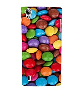 EPICCASE Colorful gems Mobile Back Case Cover For Vivo Y15 (Designer Case)
