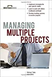 img - for Managing Multiple Projects book / textbook / text book