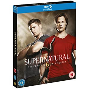 Supernatural [STANDARD EDITION] [Import anglais]