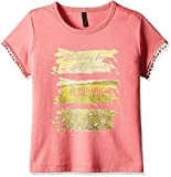 United Colors of Benetton Baby Girls' T-Shirt (16P3096C146PG1AJ_Pink_1Y)