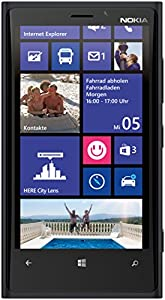 Nokia Lumia 920 RM-820 32GB AT&T Unlocked GSM 4G LTE Windows 8 OS Smartphone - Black