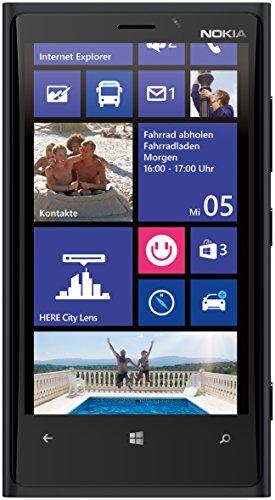 Nokia Lumia 920 32GB Unlocked 4G LTE Windows Smartphone w/ PureView Technology 8MP Camera - Black (Nokia Lumia 900 Unlocked compare prices)
